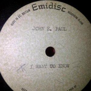 John E. Paul