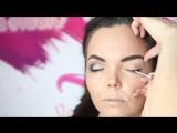 Verastudio урок № 6 Классический вечерний макияж с новыми тенденциями