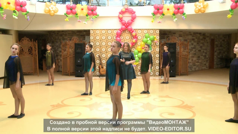 8 сентября День Рождения КДЦ.Юлия Букина Студия эстрадного танца«Каскад» (рук. Гульнара Юзвяк). Зажигай сердце.