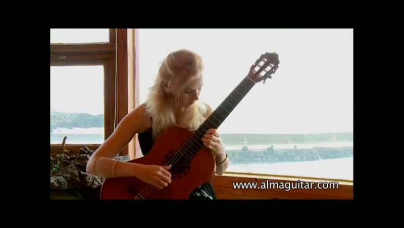 (гитара) - Invierno Porteno (Winter); Primavera Portena (Sp