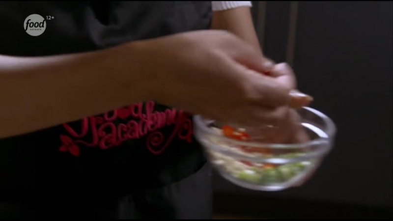 Кулинарная академия Дженни и Резы, 1 сезон, 11 эп. Вдохновляющая Азия Китай.