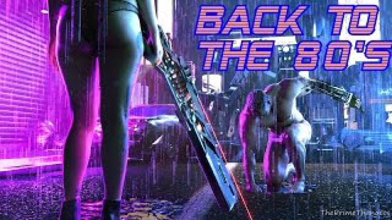 'Back To The 80's'   Best of Synthwave And Retro Electro Music Mix for 2 Hours   Vol. 3