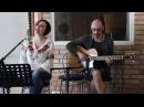 Maryna Odolska (Salvador Sobral - UNOFFICIAL Ukrainian Tribute Cover). Guitar - Alex Bortnikov