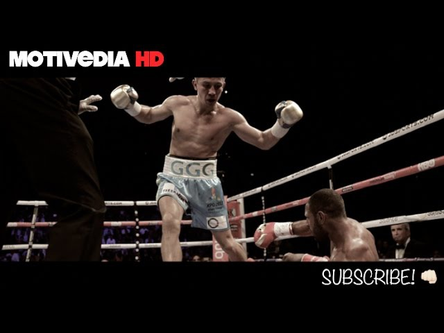 Gennady GGG Golovkin - I WON'T BE BEATEN (2017)