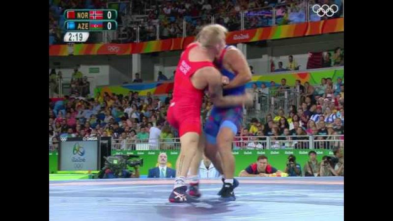 Kulisy zdobycia medalu olimpijskiego przez Stiga Andre Bergea!