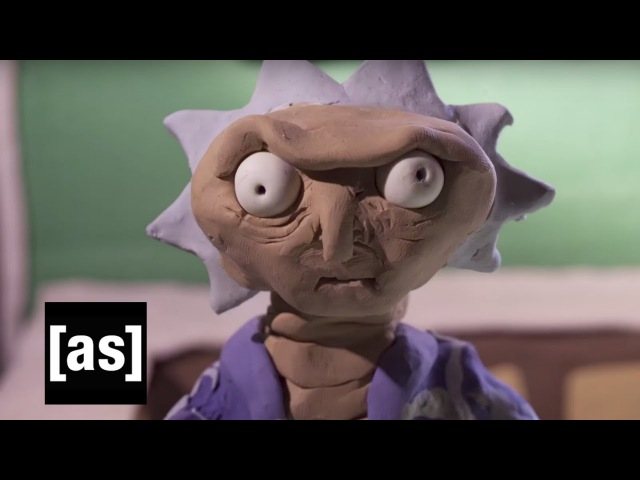 Rick and Morty The Non-Canonical Adventures: E.T. the Extra-Terrestrial | Adult Swim