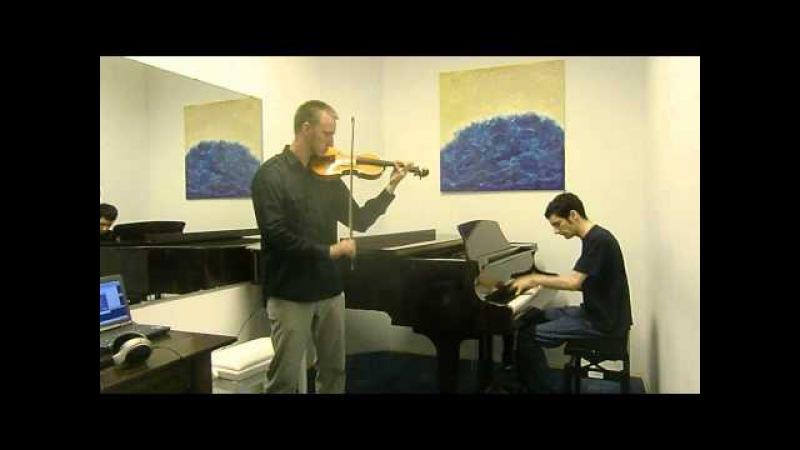 Requiem for a Dream Piano and Violin