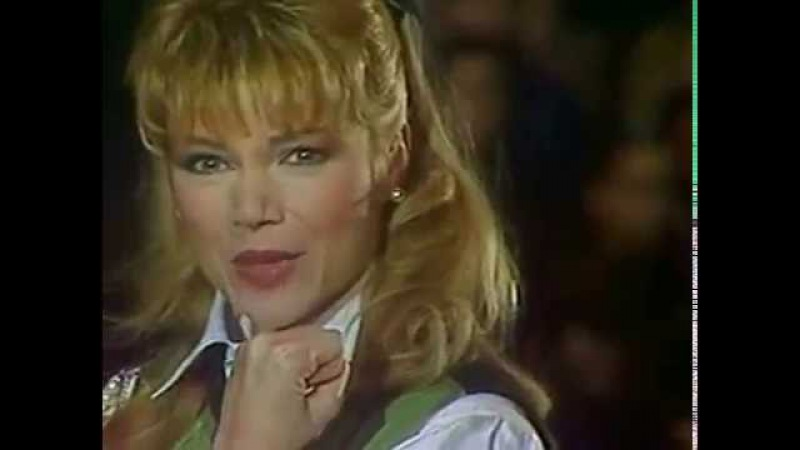 KAREN CHERYL - Golden Girl (25.12.1985) ...
