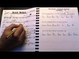 Jazz Standard Blue Bossa - Harmonic Analysis - Kenny Dorham (Guitar Lesson JA-542)