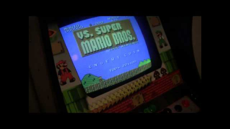 How To - Adjusting Arcade Monitor