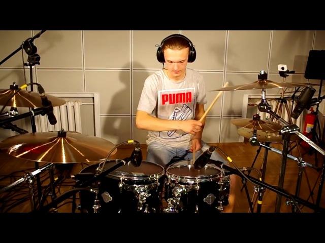Лобик Дмитрий Tony Royster Jr. - 10 Minutes