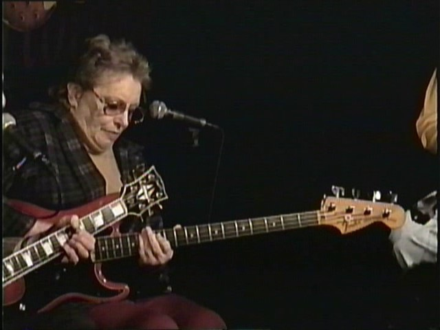 Les Paul with Carol Kaye