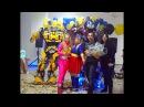 Вечеринка супергероев Трансформер шоу