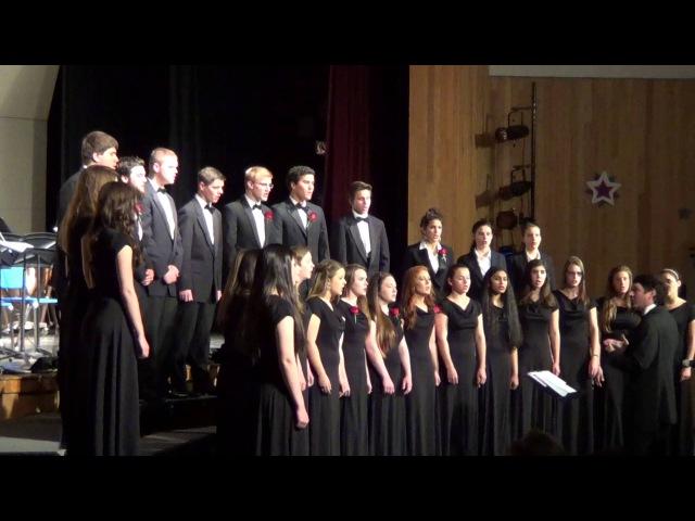 Groton-Dunstable Chamber Choir Spring 2014 - Rosas Pandan