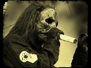 Как сделать маску Кори Тейлора из Slipknot /How to do the mask of Corey Taylor from Slipknot