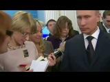 Путин отжигает ,самые лучшие приколы с президентом России ! Смешные выборы! Шутк ...