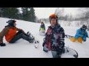 25 Школа сноуборда. Фристайл вращение, разворот, трипод