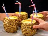 Golden Pineapple Daiquiri