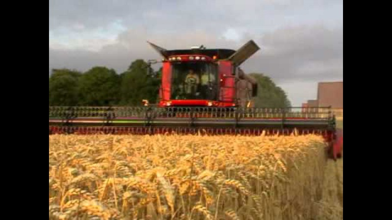 Case IH Axial-flow - THE KING