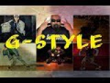 POPPING STYLE G-STYLE GREENTECK,SLICK DOGG,COCO POP,TEMPO,DEVIOUS