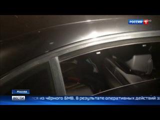 Вести-Москва • Задержанный за стрельбу на МКАДе водитель утверждает, что стрелял холостыми