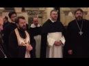 Митр. Иларион отслужил молебен с еретиками