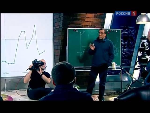 Игорь Ашманов наглядно показывает, как отличить реальную новость от искусствен ...