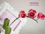 DIYTutorial Foglia Mini-Orchidea CrochetUncinetto