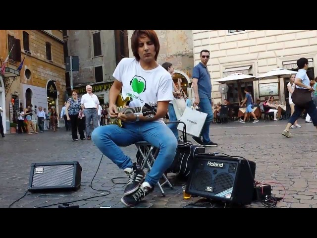 Miguel Montalban in Pantheon - Shine on You Crazy Diamond (part 1)