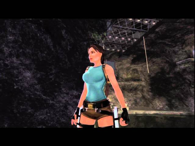 12. Tomb Raider Anniversary Walkthrough - Natla Mines