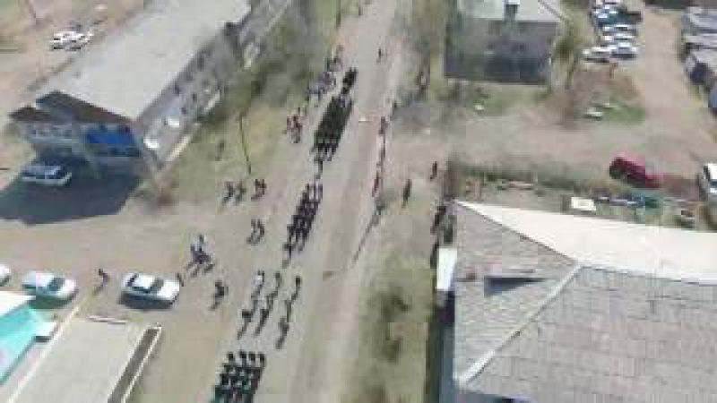 9 мая Приаргунск бессмертный полк