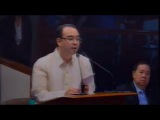 September 19, 2016 Senator Cayetano