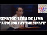 2 Allan Peter Cayetano Speech To Expel De Lima From Chairing Committee On Justice