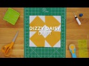 Quilt Snips Mini Tutorial - Dizzy Daisy