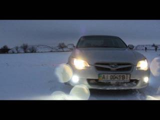 INDIGO RC Я снимаю... Subaru Legacy (зимняя игрушка)КАЧЕСТВО!!
