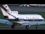 Friendly All Vologda Air pilot crew waving Як-40 RA-87905 classic cs takeoff VKO