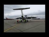 Аэропорт Вологды и перелет во Внуково на Як-40