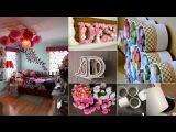СДЕЛАЙ САМА, Лайфхак & Идеи Декор Комнаты- Простые лайфхаки и DIY 2017, Life Hacks