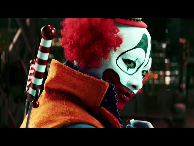 Animal World (动物世界, 2018) Li Yi-Feng / Michael Douglas action teaser trailer
