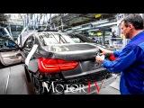 CAR FACTORY   NEW 2017 BMW 7 SERIES PRODUCTION l Plant Dingolfing