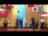 CAIRO MIRAGE-2017 GALA OPENING SHOW STAR BELLYDANCER ELENA ISKANDEROVA