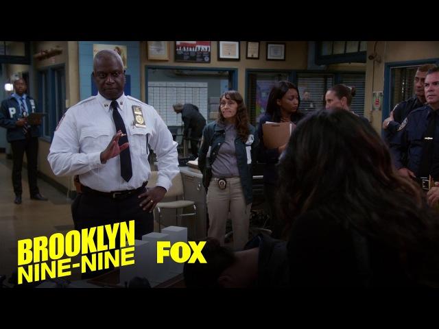 "Holt Hates the Word ""Bone""| Season 4 Ep. 8 | BROOKLYN NINE-NINE"