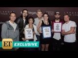 EXCLUSIVE Watch a 96-Year-Old Backstreet Boys Fan Meet Her Idols