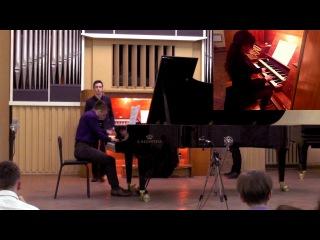 Андрій Барсов - Поліфонічні варіації для фортепіано з органом
