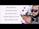 Maitre Gims - Tu vas me manquer Paroles (Lyrics)
