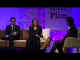 SBIFF 2017 - Emma Stone Discusses Comedy Approach Influences