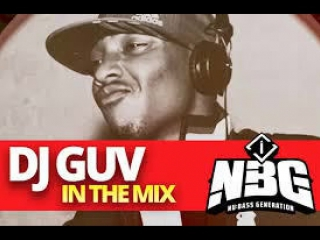 DJ Guv  MC Eksman @ NBG - Bristol - July 2017