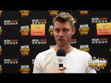 MCM Comic Con VIDEO We spoke to LukeMitchell