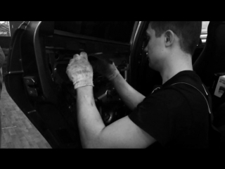 Lada 2110 Шумоизоляция дверей в 5 слоев