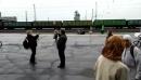 Сбор на ЖД Заринск-Тягун веломарафон